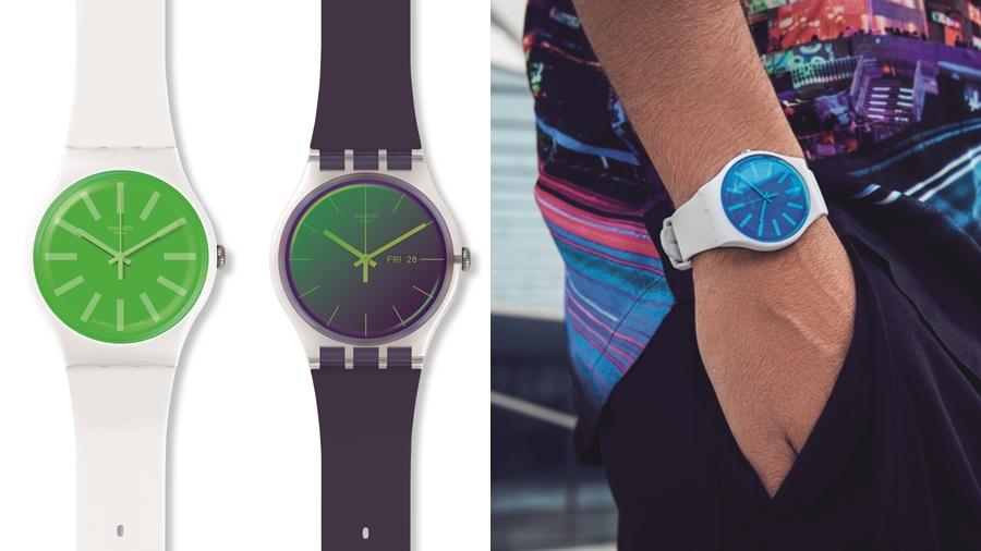 fashion swatch Transformation watch นาฬิกา แฟชั่น