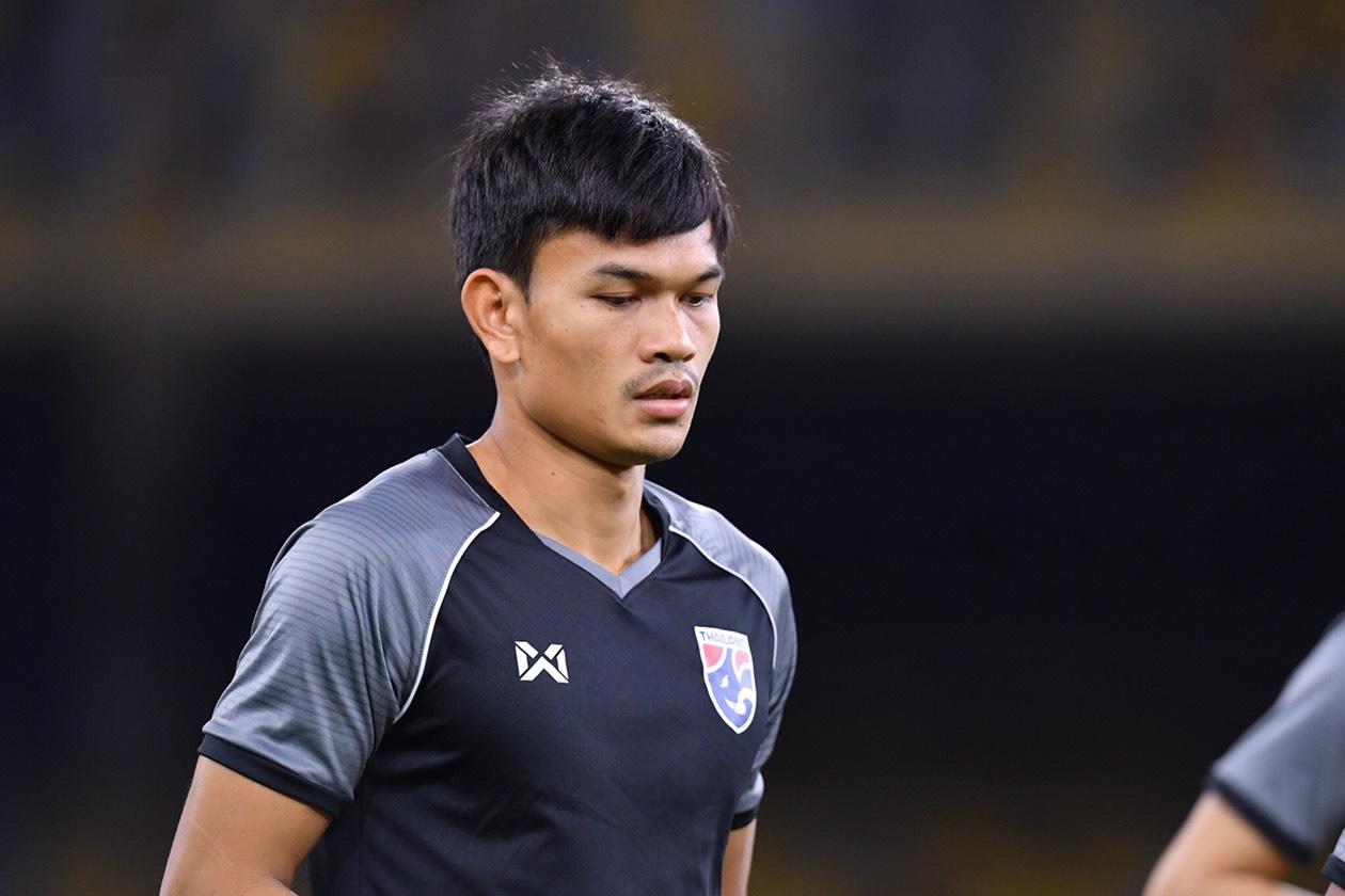 ทีมชาติอินเดีย ทีมชาติไทย อดิศักดิ์ ไกรษร เอเชียนคัพ 2019