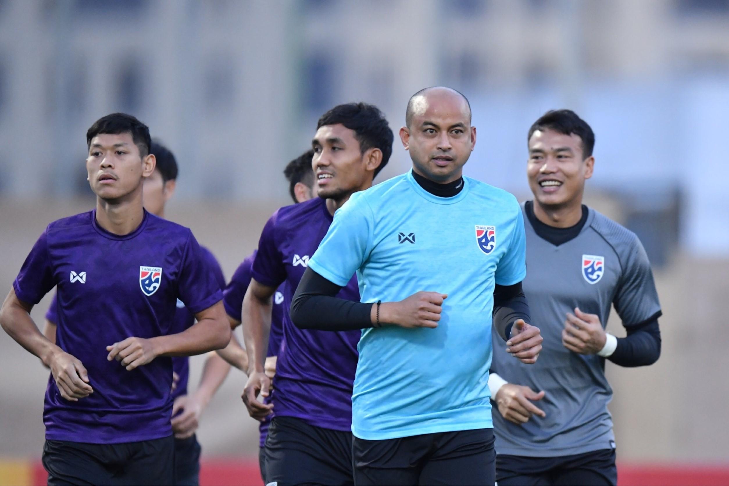 ทีมชาติไทย ศิริศักดิ์ ยอดญาติไทย เอเชียนคัพ 2019 โชคทวี พรหมรัตน์