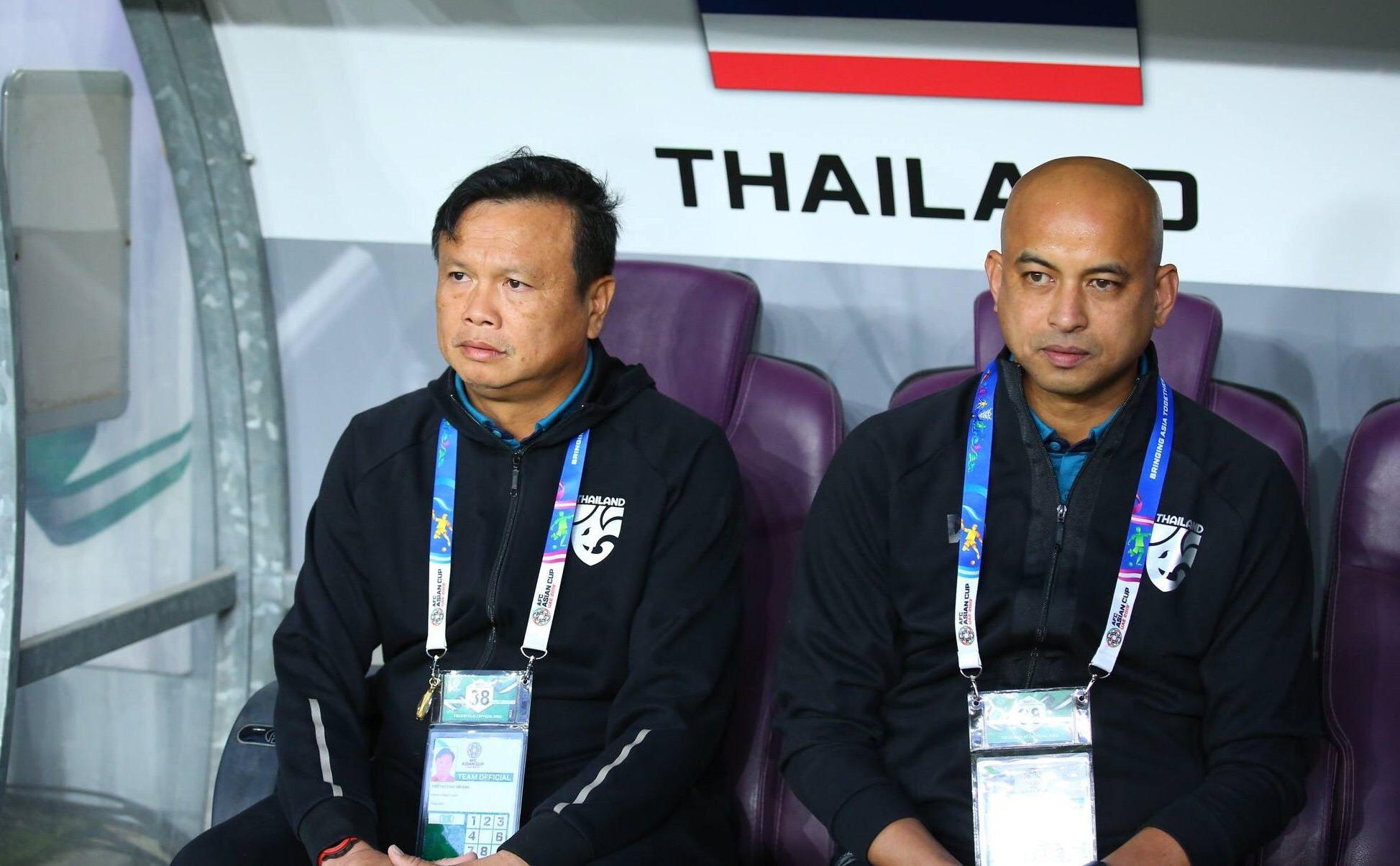 ศิริศักดิ์ ยอดญาติไทย สมาคมกีฬาฟุตบอลแห่งประเทศไทย โชคทวี พรหมรัตน์
