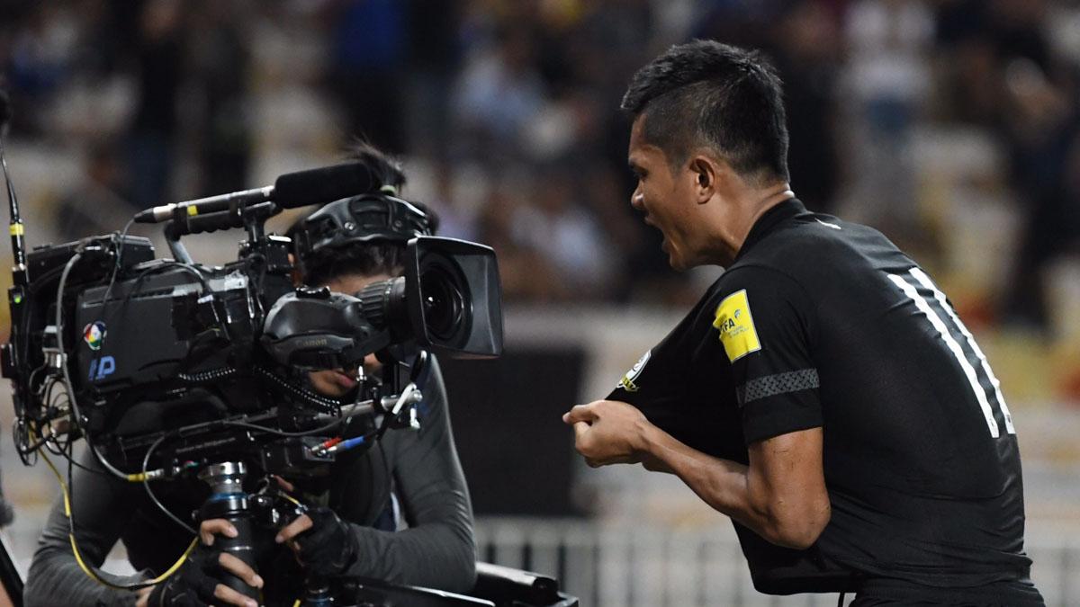 ช้างศึก ทีมชาติไทย มงคล ทศไกร เอเชียน คัพ 2019