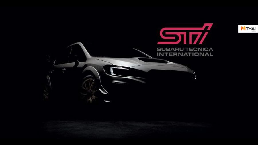 Detroit Auto Show 2019 From Japan with Love NAIAS S208 S209 subaru Subaru WRX STI WRX STI