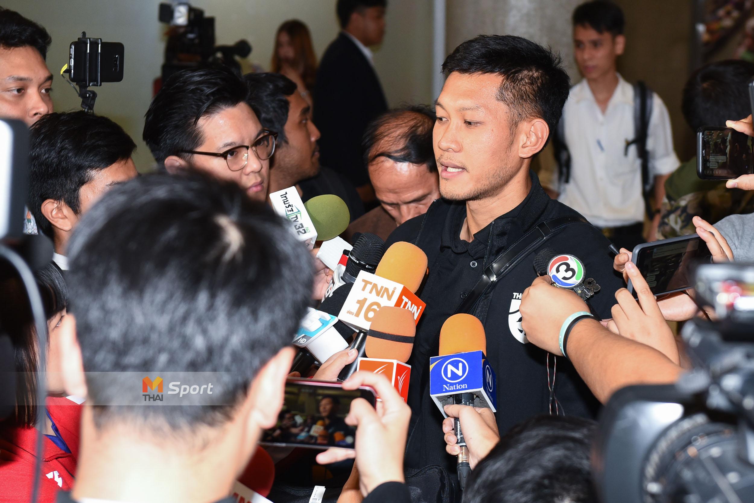 ชนานันท์ ป้อมบุบผา ทีมชาติไทย เอเชียนคัพ 2019