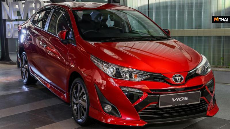 Toyota toyota vios Toyota Vios 2019 vios ข่าวรถยนต์ รถใหม่ โตโยต้า โตโยต้า วีออส