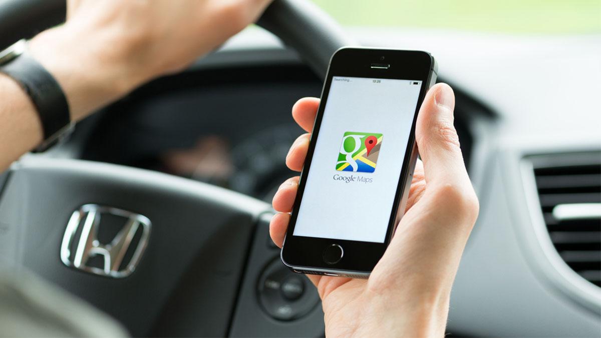 Google Maps กล้องตรวจจับความเร็ว จำกัดความเร็ว ระบบนำทาง แอพพลิเคชัน