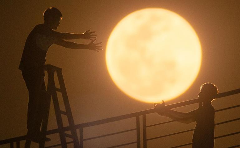 ดวงจันทร์เต็มดวง