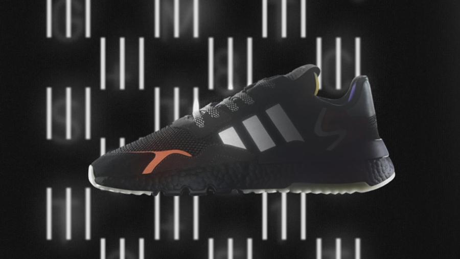adidas adidas Originals Boost fashion Nite Jogger Sneaker the speed of nite รองเท้า สนีกเกอร์ แฟชั่น