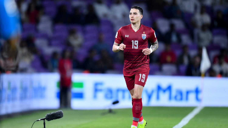 ทริสตอง โด ทีมชาติจีน ทีมชาติไทย เอเชียนคัพ 2019