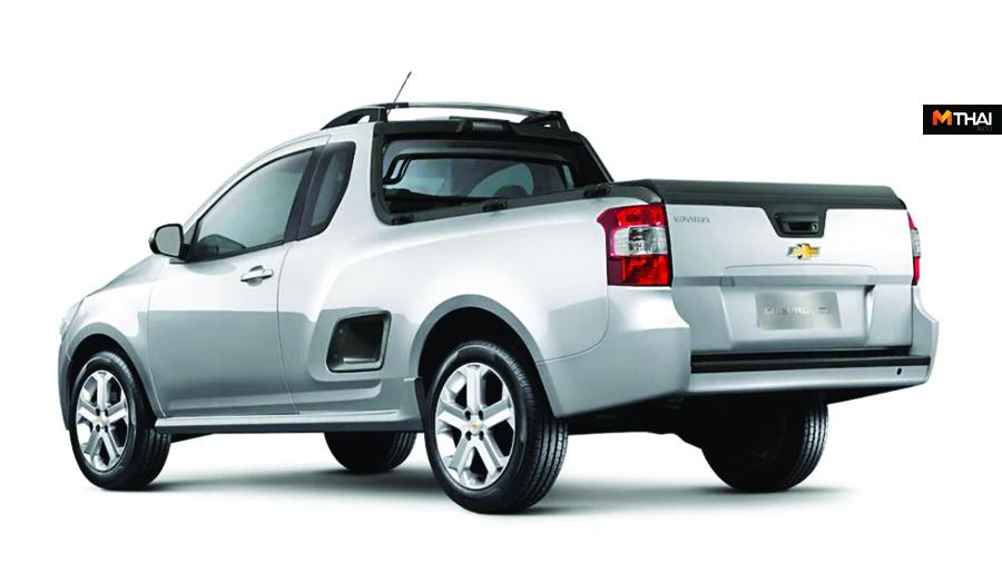 Chevrolet Chevrolet Cruze Grunt Chevrolet Montana Fiat Toro ford General Motors GM Renault Oroch Volkswagen รถกระบะ รถกระบะ Unibody Compact