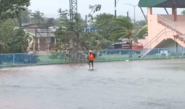 ข่าวสดวันนี้ น้ำท่วมภาคใต้ พายุ พายุโซนร้อนปาบึก