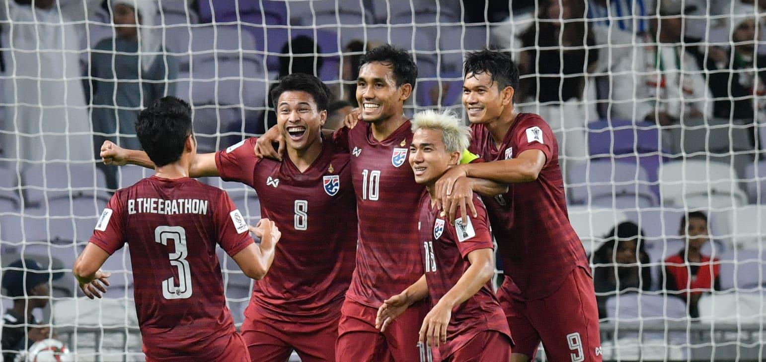 จีน ทีมชาติไทย เอเชี่ยน คัพ2019