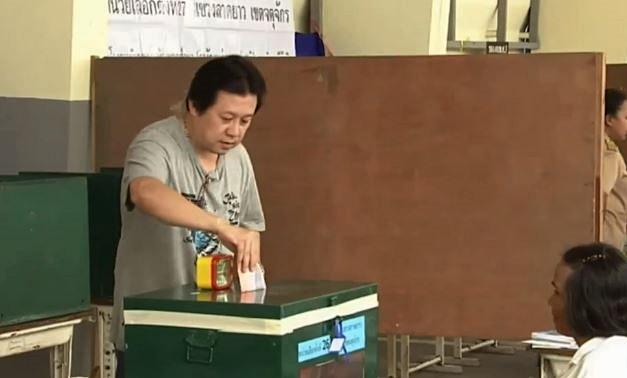 การเมือง วิษณุ เครืองาม เลือกตั้ง2562