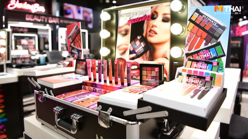 NYX Nyx Eyes Am Back NYX Professional Makeup เครื่องสำอาง เครื่องสำอางมาใหม่ เมคอัพ