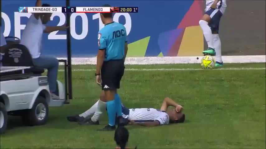 คลิป บาดเจ็บ ฟุตบอล