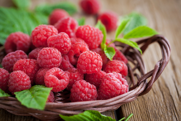 ผลไม้ ราสเบอร์รี่ ราสเบอร์รี่ ประโยชน์