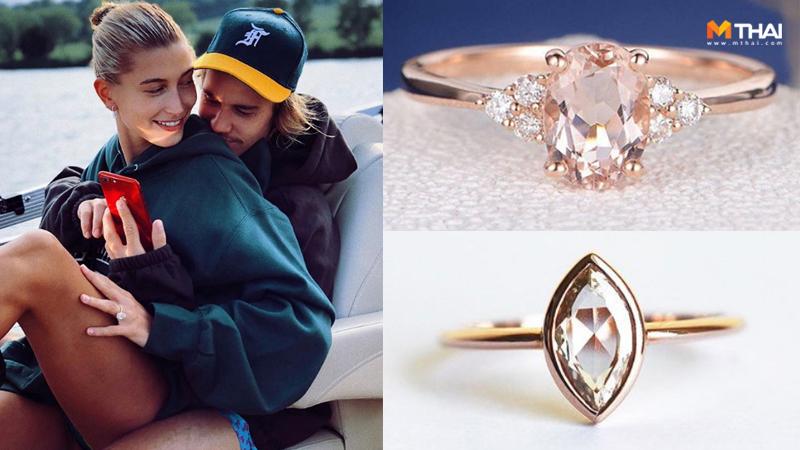 คู่รัก เครื่องประดับ เทรนด์ใหม่ แหวนหมั้น แหวนแต่งงาน