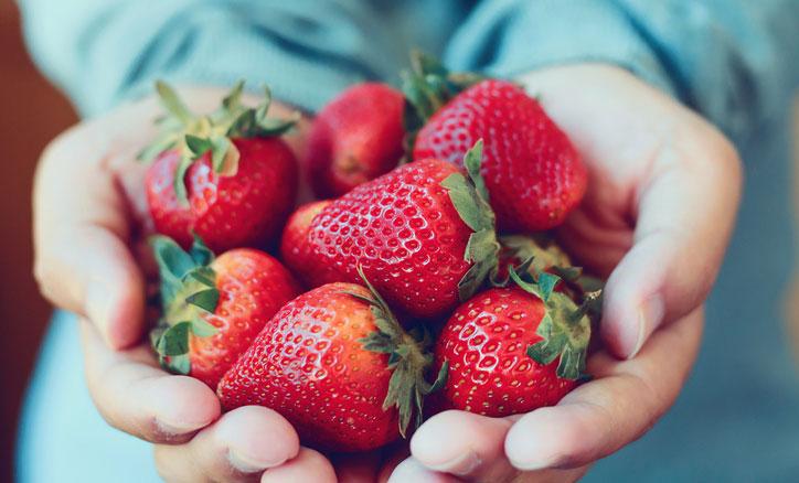 ประโยชน์ของผลไม้ ป้องกันหวัด ผลไม้ วิตามินซี วิตามินซีสูง