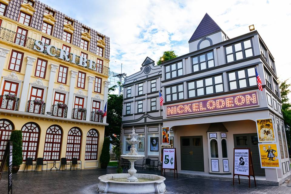 ชมเฌย ตลาดบ้านระจัน ที่เที่ยวนครปฐม ที่เที่ยวนนทบุรี ที่เที่ยวย้อนยุค ที่เที่ยวอยุธยา ที่เที่ยวใกล้กรุงเทพ บ้านบางเขน พิพิธภัณฑ์ล้านของเล่นเกริกยุ้นพันธ์ หอภาพยนตร์ เมืองมัลลิกา ร.ศ. 124