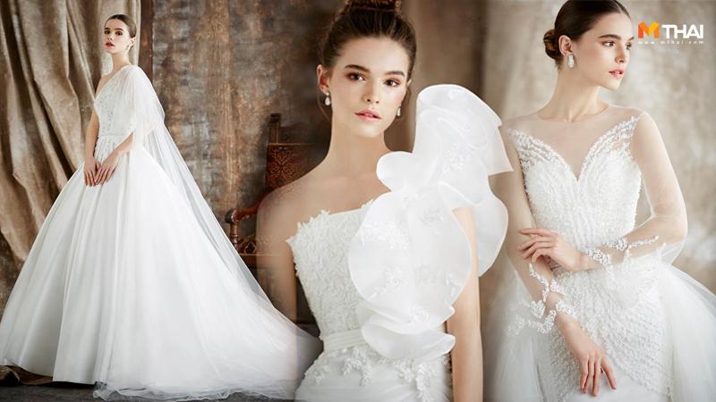 งานแต่งงาน ชุดเจ้าสาว ชุดเจ้าสาว 2019 ชุดแต่งงาน ชุดแต่งงาน 2019 วนัช กูตูร์