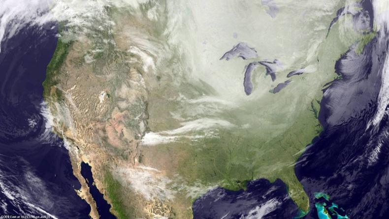 ข่าวสดวันนี้ ชิคาโก ภัยหนาว โพลาร์ วอร์เท็กซ์