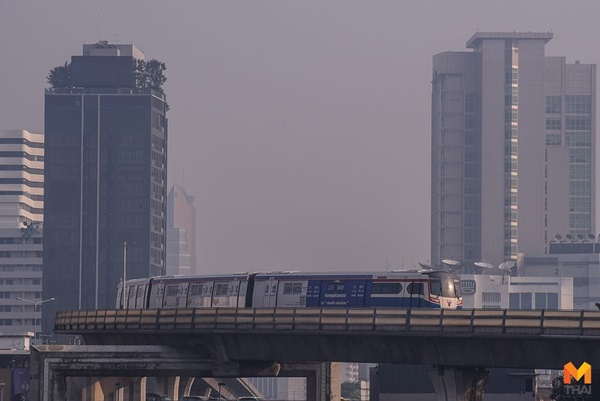 PM 2.5 กรมควบคุมมลพิษ ข่าวสดวันนี้ ฝุ่นละออง