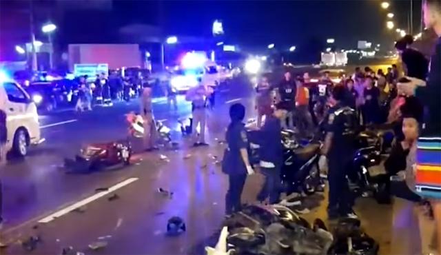 ข่าวสดวันนี้ ข่าวอุบัติเหตุ เด็กแว้น