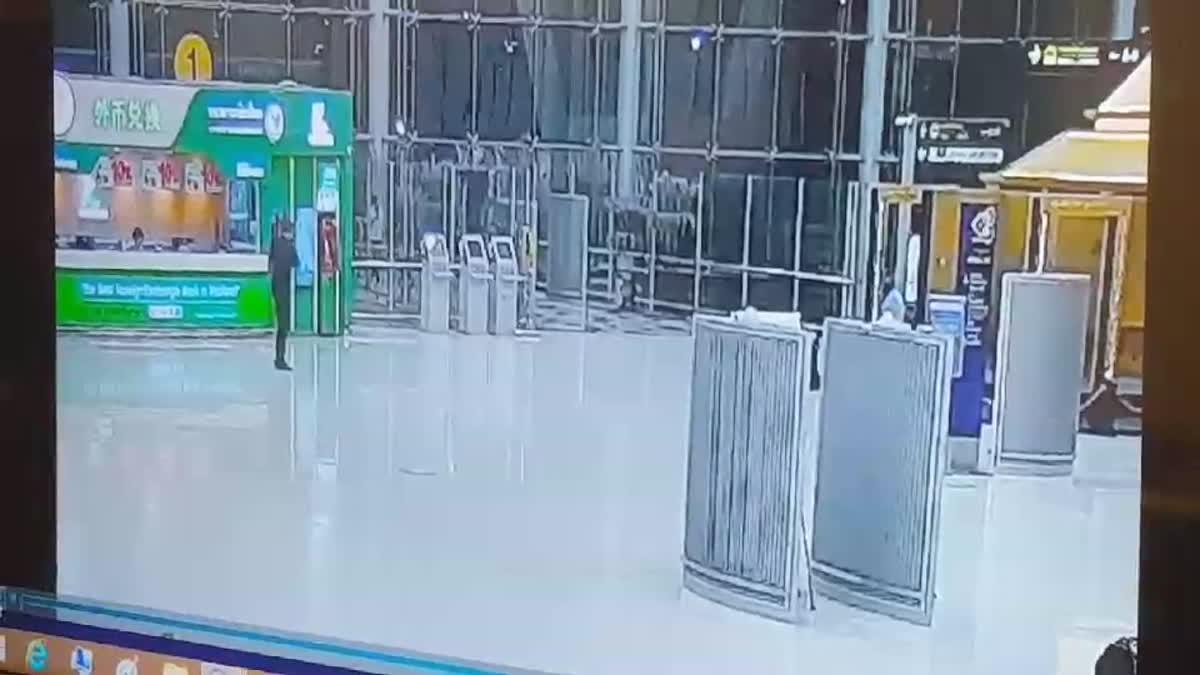 ข่าวฆ่าตัวตาย ข่าวสดวันนี้ สนามบินสุวรรณภูมิ โดดตึก