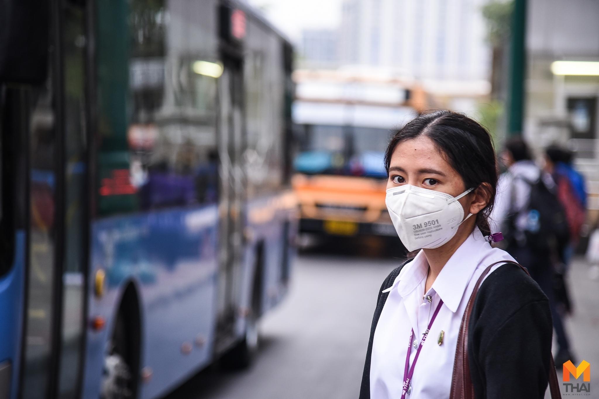 PM2.5 ข่าวสดวันนี้ หน้ากาก N95