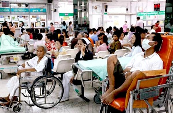 ข่าวสดวันนี้ งบประมาณ บัตรทอง สปสช. สิทธิการรักษา หลักประกันสุขภาพ