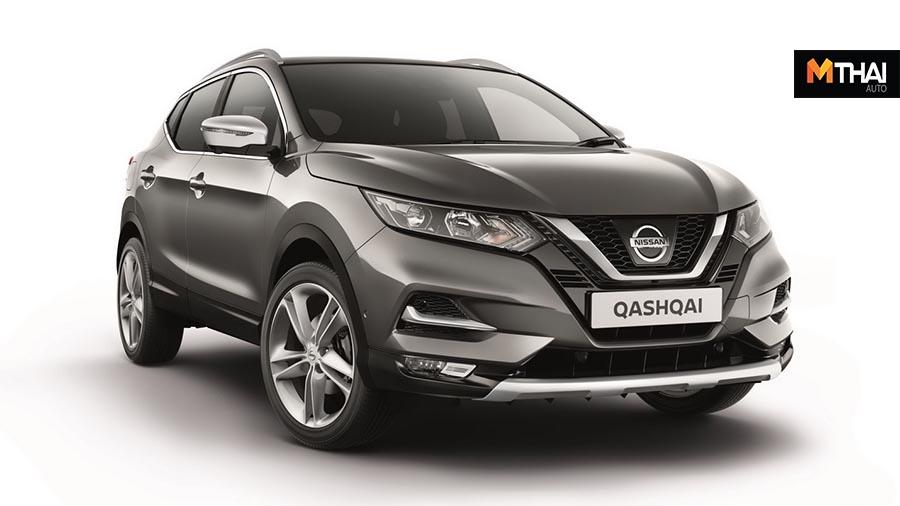 crossover nissan Nissan Qashqai Nissan Qashqai N-Motion 2019 ขายรถ ข่าวรถยนต์ นิสสัน รถครอสโอเวอร์ รถรุ่นพิเศษ