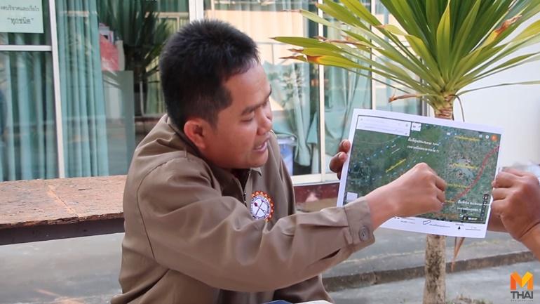ข่าวภูมิภาค นักธรณีวิทยา บ้านหนองกุงน้อย โคลนพุ