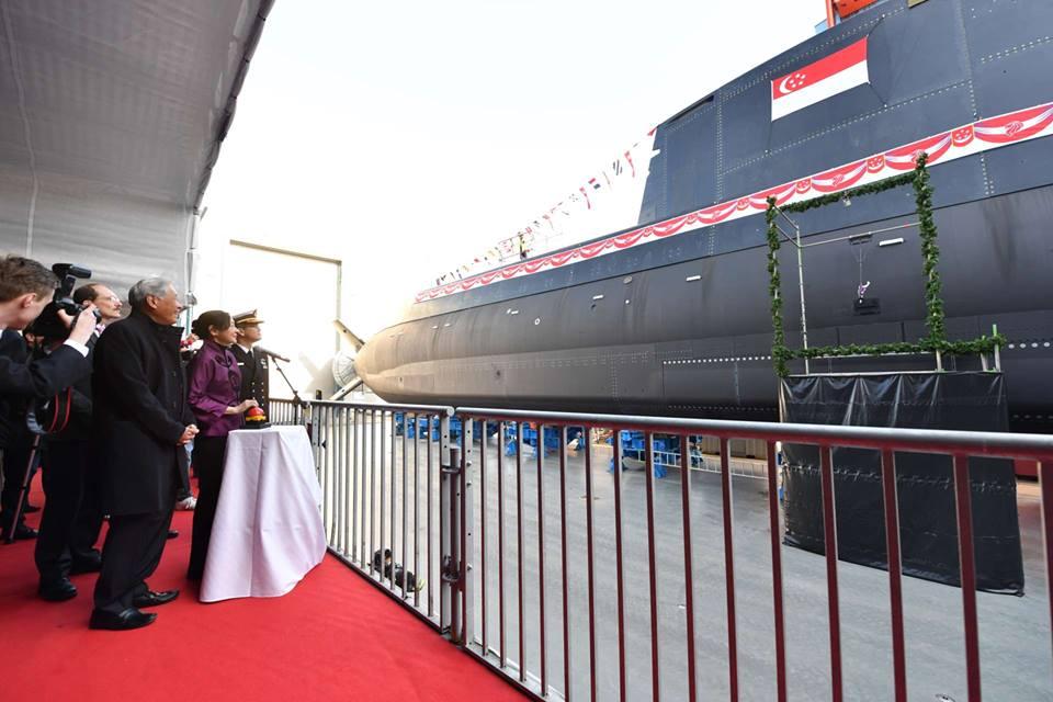 ข่าวสดวันนี้ ข่าวสิงตโปร์ เรือดำน้ำ