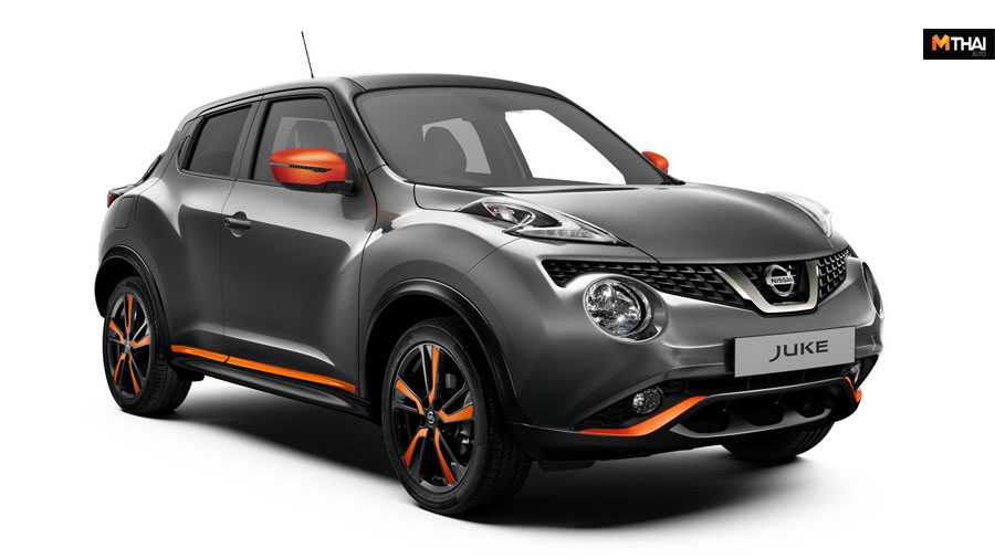 nissan nissan juke Nissan Juke 2019 ข่าวรถยนต์ ซับคอมแพ็คเอสยูวี นิสสัน นิสสัน จู๊ค รถพลังงานไฟฟ้า รถยนต์ซับคอมแพคเอสยูวี รถเอสยูวี รถใหม่