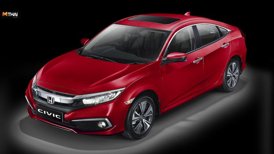 HONDA honda civic Honda Civic 2019 ข่าวรถยนต์ รถใหม่ ฮอนด้า ฮอนด้า ซีวิค เปิดจองรถยนต์