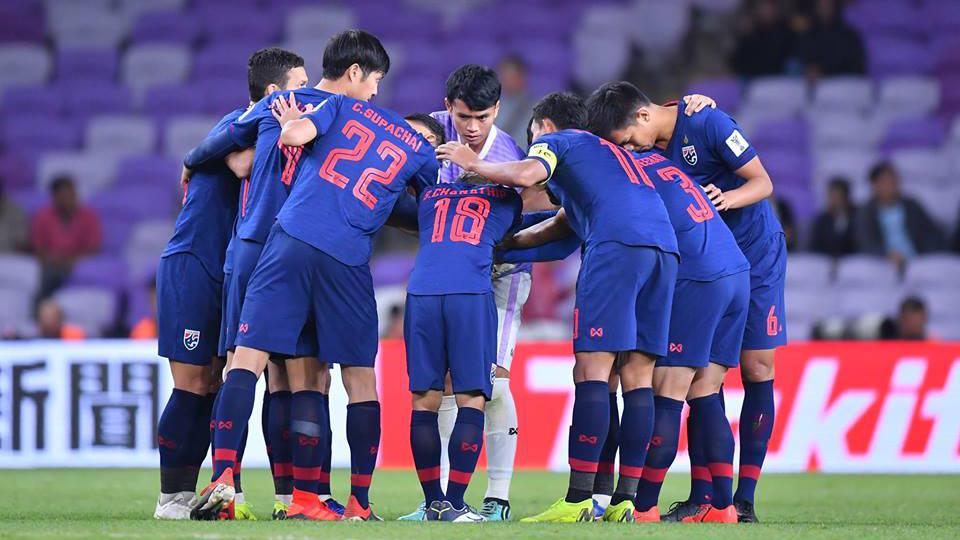 ทีมชาติจีน ทีมชาติอุซเบกิสถาน ทีมชาติอุรุกวัย ทีมชาติไทย