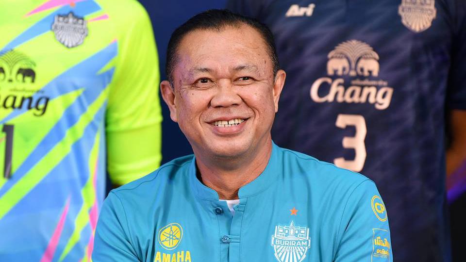 ทรู แบงค็อก ยูไนเต็ด บุรีรัมย์ ยูไนเต็ด เนวิน ชิดชอบ เอเอฟซี แชมเปี้ยนส์ลีก 2019 ไทยลีก