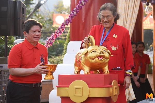 ข่าวสดวันนี้ ตรุษจีน สมเด็จพระเทพฯ เยาวราช