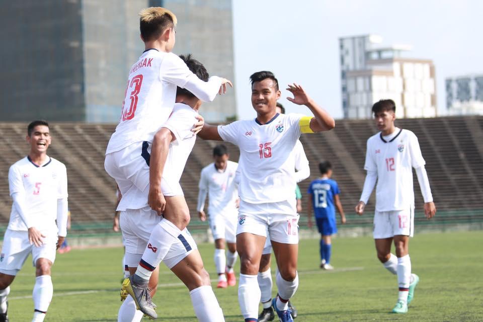 ชิงแชมป์อาเซียน 2019 ทีมชาติฟิลิปปินส์ U22 ทีมชาติไทย U22