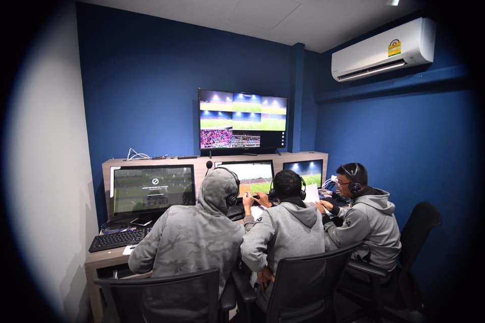 VAR สมาคมกีฬาฟุตบอลแห่งประเทศไทย ไทยลีก