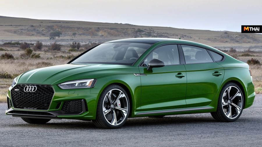 audi Audi RS5 Sportback Sportback ข่าวรถยนต์ รถใหม่ สั่งซื้อรถ ออดี้
