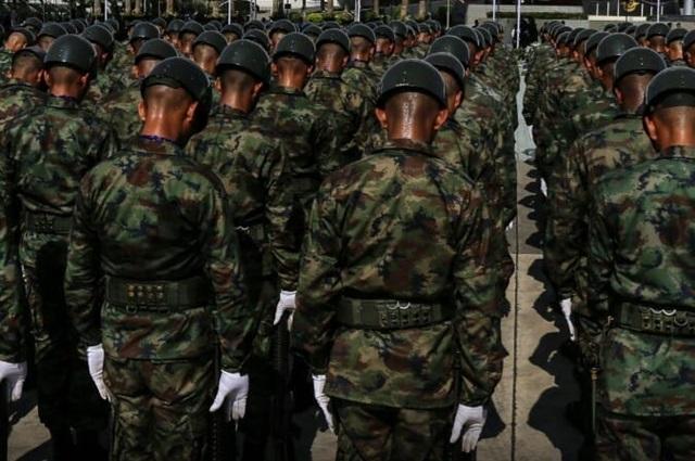 ทหารเกณฑ์ ยกเลิกทหารเกณฑ์