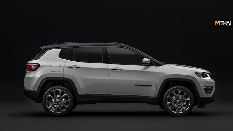 Geneva Motor Show 2019 jeep Jeep Compass S suv ข่าวรถยนต์ รถเอสยูวี รถใหม่ เปิดตัวรถ