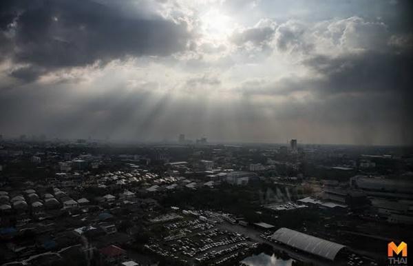 กรมอุตุฯ ฝนตก พยากรณ์อากาศ สภาพอากาศ อากาศร้อน