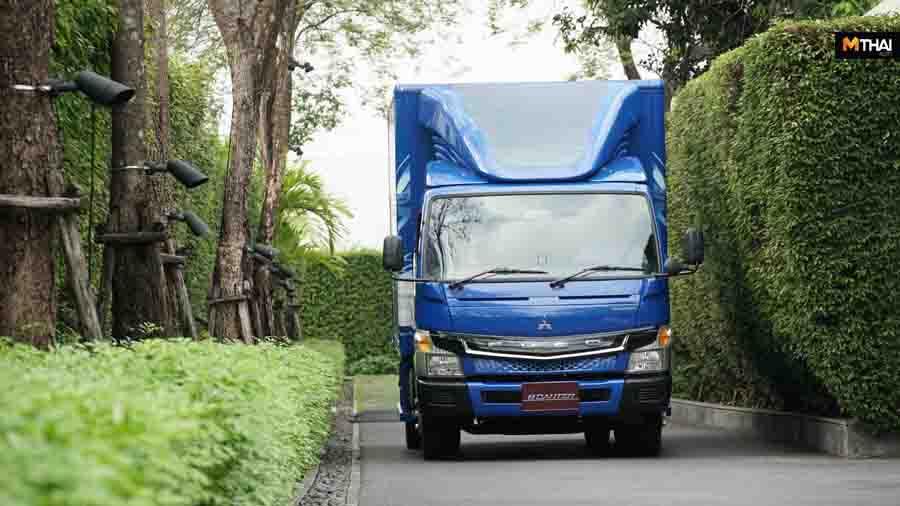 ข่าวรถยนต์ ฟูโซ่ ฟูโซ่ อีแคนเทอร์ ฟูโซ่ อีแคนเทอร์ 1.0 รถบรรทุก รถบรรทุกฟูโซ่