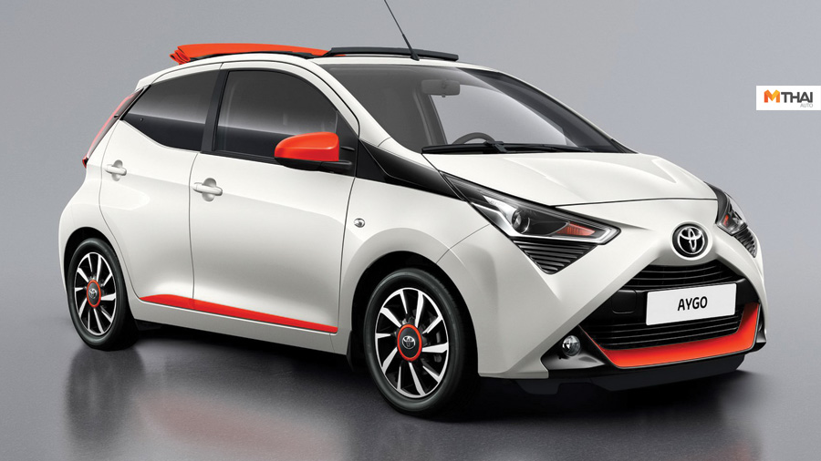 Aygo X-Cite AygoX-Style Geneva Motor Show 2019 Toyota Toyota Aygo Toyota AygoX-Cite Toyota AygoX-Style Special Editions