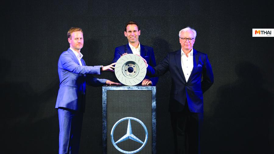 EQ Mercedes-AMG Mercedes-Benz Mercedes-Maybach คลังอะไหล่แห่งใหม่ บริษัทเมอร์เซเดส-เบนซ์(ประเทศไทย) จำกัด