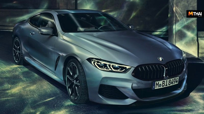 BMW BMW M850i xDrive Coupe BMW M850i xDrive First Edition 2019 ข่าวรถยนต์ บีเอ็ม บีเอ็มดับบเบิ้ลยู รถซีดาน