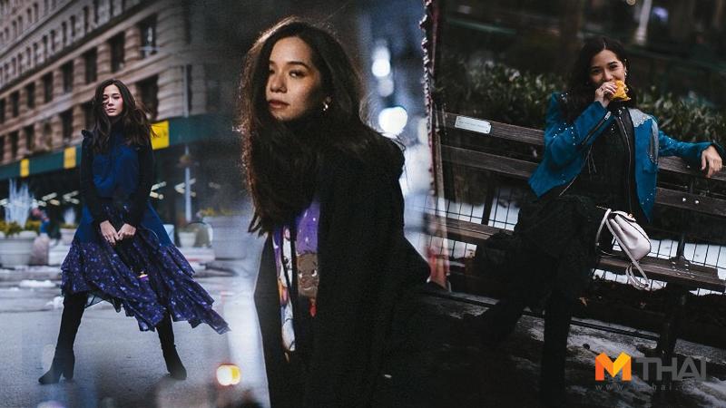 New York Fashion Week 2019 นิวยอร์ก แฟชั่น วีค 2019 วี วิโอเลต วอเทียร์ แฟชั่น