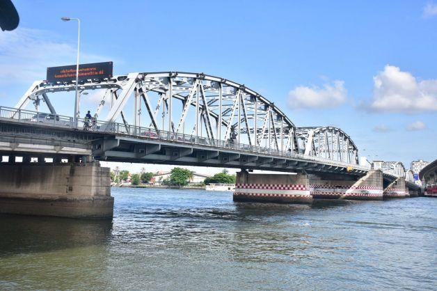 จราจร ปิดสะพาน ปิดสะพานกรุงเทพ