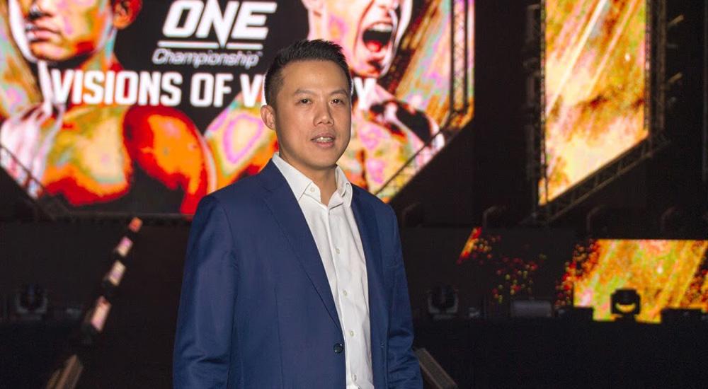 ONE Championship หัว เฟิง เต